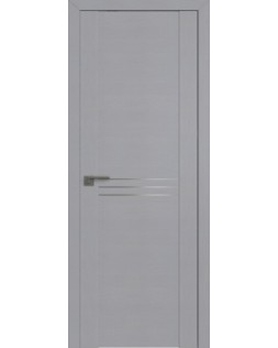 Дверь межкомнатная ProfilDoors 150STP Pine Manhattan Grey молдинг AL