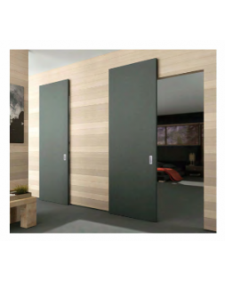ProfilDoors MAGIC 1STK Pine Grey кр. хром с 4 сторон
